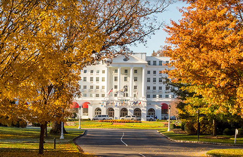Save the date for the 2021 Annual Conference, June 25 – 27, 2021, at The Greenbrier.
